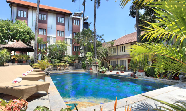 Prime Location: In The Heart of Legian, Kuta, Bali